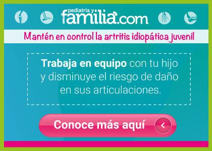 Banner Artrítis Idiopática Juvenil