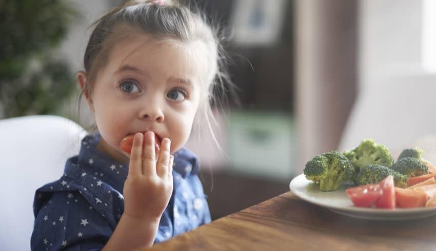 Cómo alimentar al niño que está enfermo