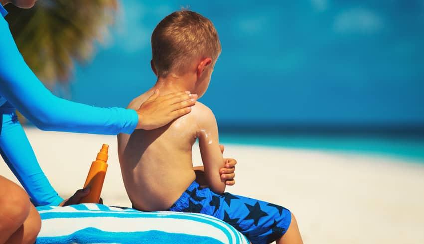 Cáncer de piel en los niños: cómo reconocer el melanoma