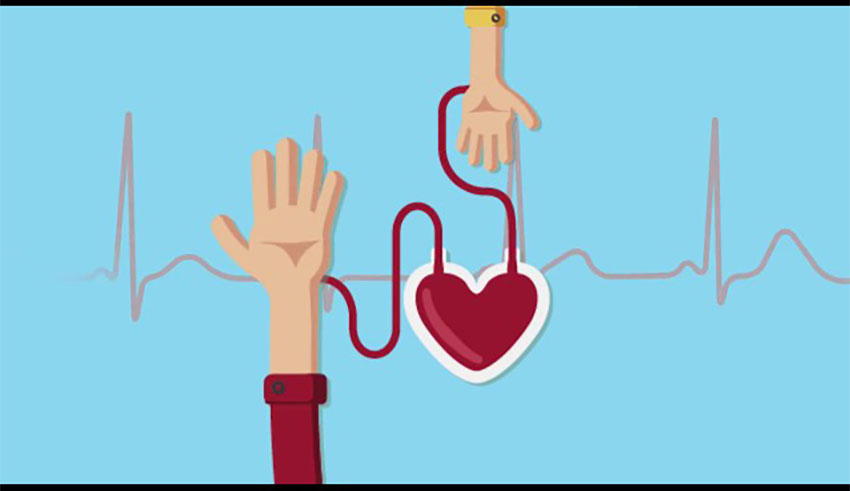 Donar sangre salva vidas. Día Mundial del Donante de Sangre