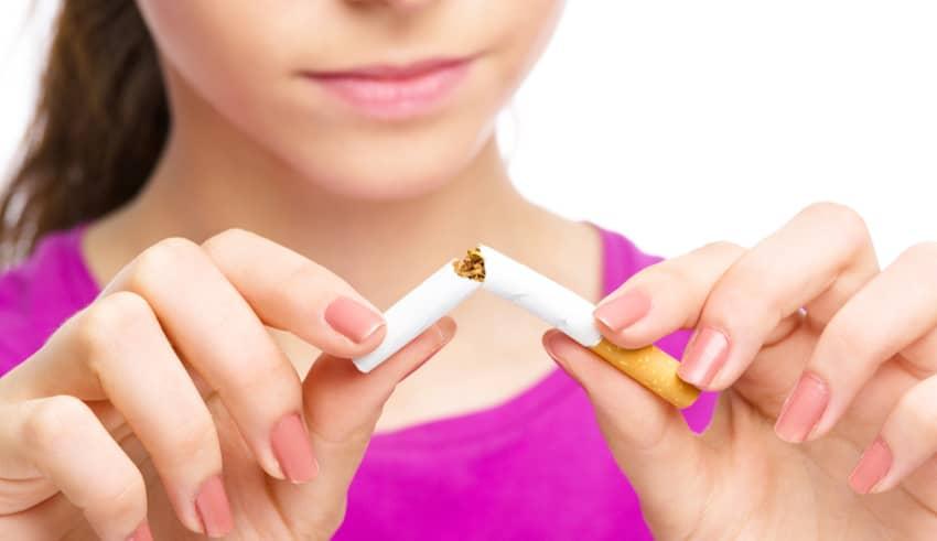 El efecto del tabaco en el bebé visto desde una ecografía
