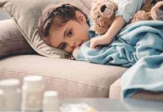 Enfermedades respiratorias infantiles parecidas a un resfriado, pero más peligrosas