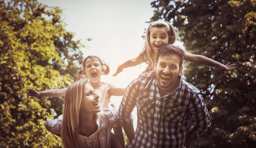 La importancia de aprender a disfrutar con los hijos