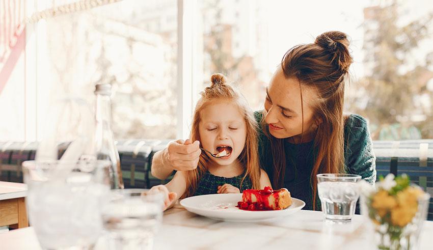 5 razones por las que no hay que obligar a comer a los niños