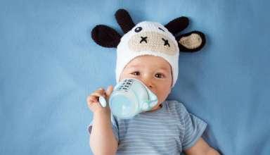 Por qué los bebés menores de un año no deben consumir leche de vaca