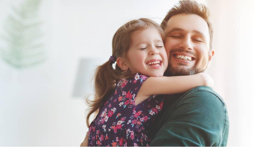 Por qué tu hijo necesita sentir que para ti es único