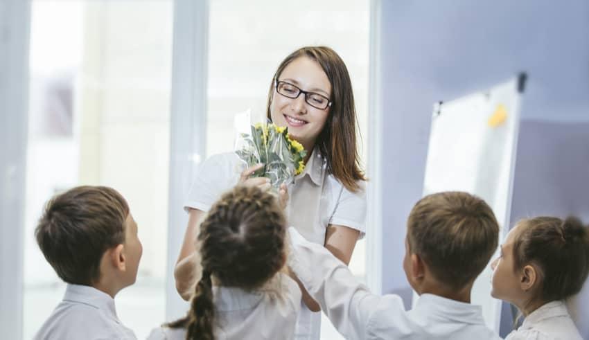 Regalos a los profesores de nuestros hijos, ¿muestra de cariño o interés?