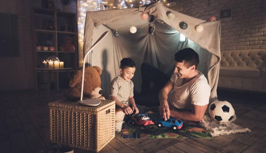 Ser padre no siempre es fácil o grato