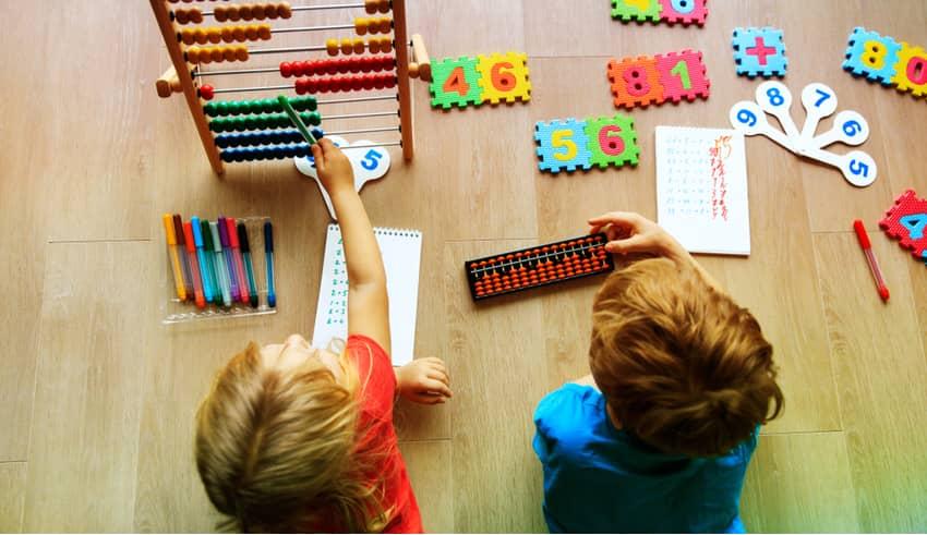 Actividades para repasar matemáticas con los niños de forma divertida