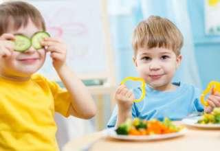 Alimentación recomendada en niños para un desarrollo adecuado