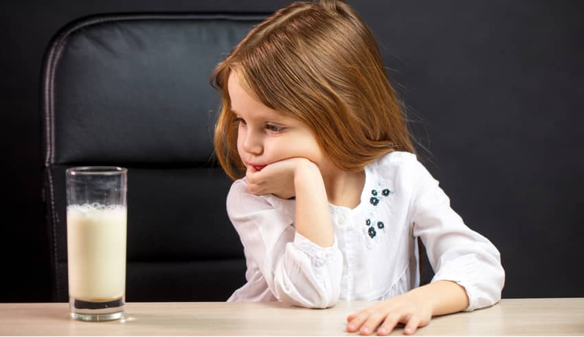 Alimentos que empeoran los síntomas de la alergia en los niños
