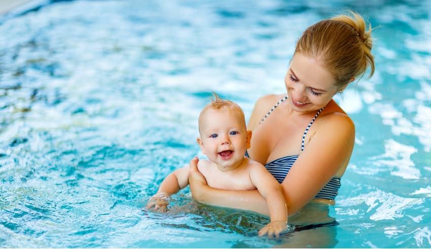 Decálogo para que los niños no se ahoguen en las piscinas