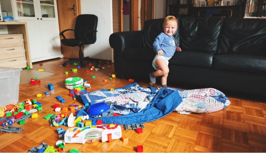 Qué dice el desorden de tu hijo acerca de sus miedos