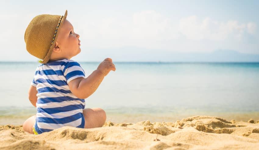 Las enfermedades más comunes en bebés y niños durante el verano