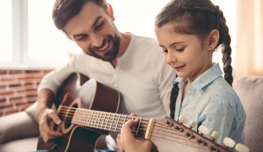 Los niños que estudian música son mejores en matemáticas e inglés