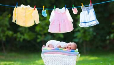 Por qué no todos los detergentes son buenos para lavar la ropa de tu bebé