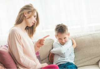 10 pautas para regañar a un niño de forma positiva