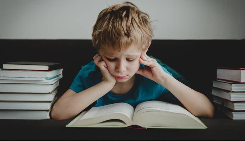 6 razones por las que los niños no quieren estudiar (y qué hacer al respecto)