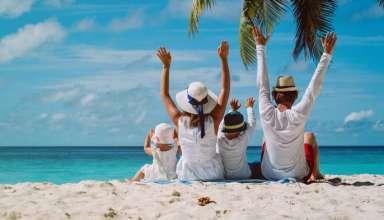 Las vacaciones impactan en la felicidad de los niños más que los juguetes