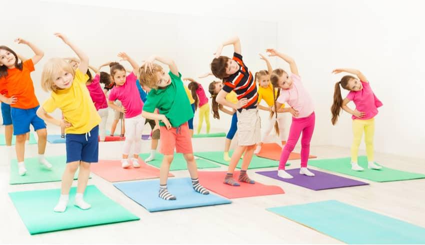 Cuánto ejercicio deberían hacer los niños al día (y lo que recomienda uno de los países donde están más en forma)