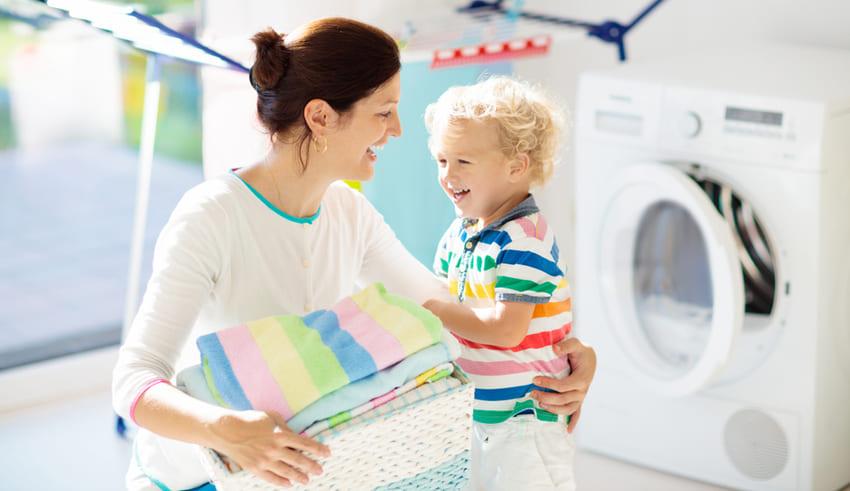 El sueldo de una mama que trabaja en casa