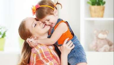 7 beneficios de los abrazos para los niños