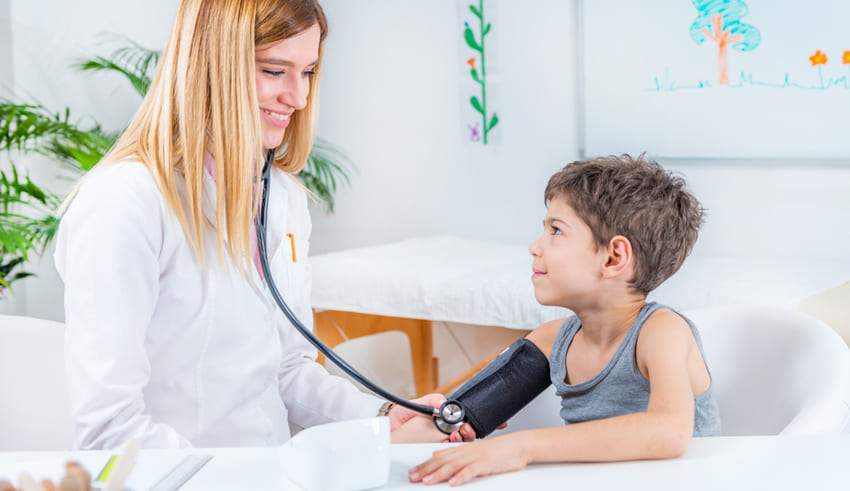 Factores ambientales en el embarazo y la niñez afectan a la tensión arterial
