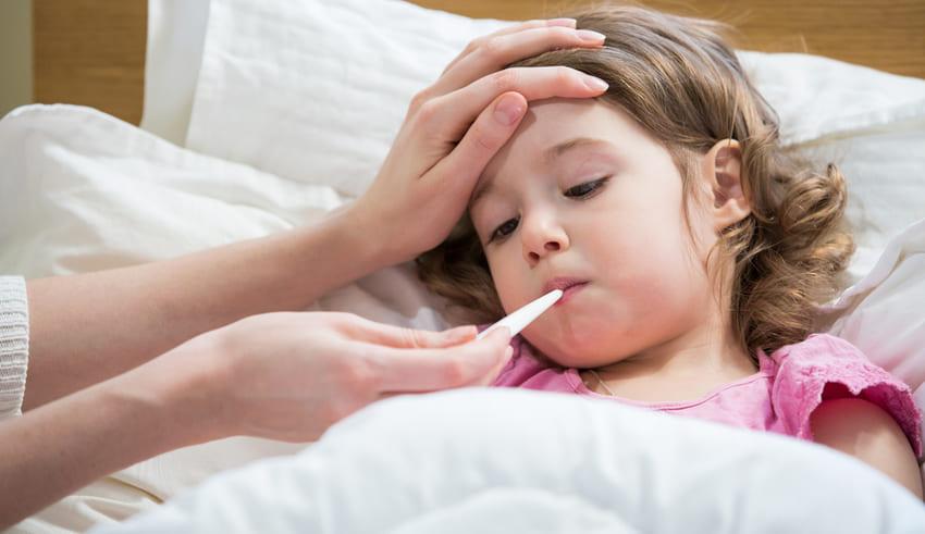 ¿Cómo saber si tu hijo tiene acetona?