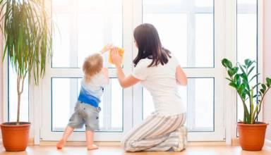 Actividades domésticas por edades