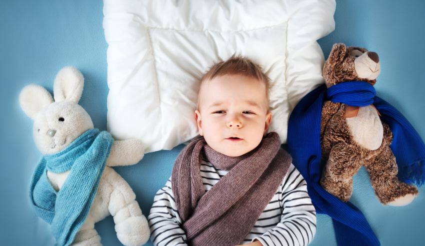 Qué hacer si tu bebé tiene tos