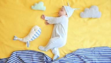 Claves para que los bebés duerman de forma segura