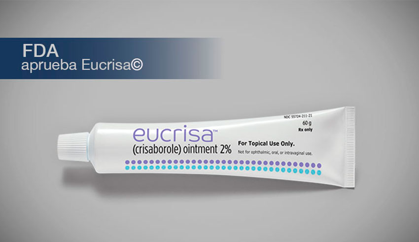 La aprobación de la indicación ampliada de EUCRISA fue respaldada por datos de un estudio clínico abierto de fase 4.