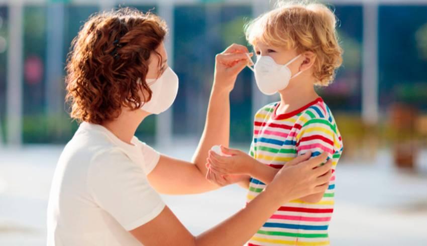 Contrario a otras epidemias, en la que los niños son los más afectados, esta pandemia no ha traído graves consecuencias en ellos.