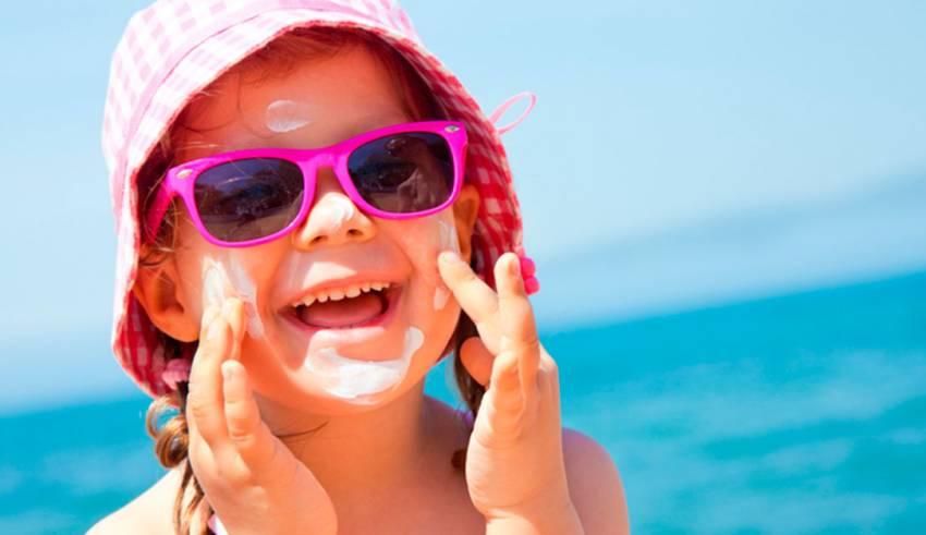 Cómo proteger los ojos de los niños