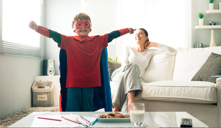 El omega 3 ayuda al cuerpo a combatir infecciones, especialmente las respiratorias que son las más comunes en los niños.