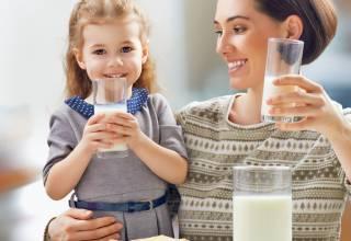 Importancia de la leche entera